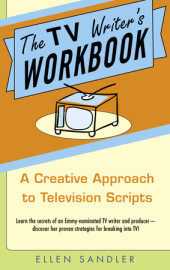 The TV Writer's Workbook Cover