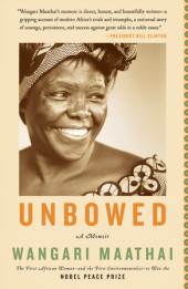 Unbowed Cover