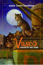 Vasco, Leader of the Tribe Cover