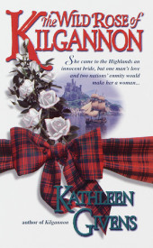 The Wild Rose of Kilgannon Cover
