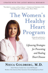 The Women's Healthy Heart Program Cover