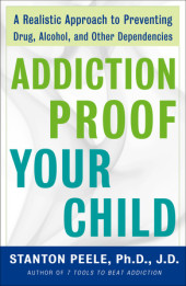 Addiction Proof Your Child Cover