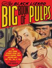 The Black Lizard Big Book of Pulps Cover