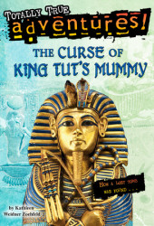 The Curse of King Tut's Mummy Cover