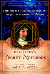 Descartes's Secret Notebook Cover