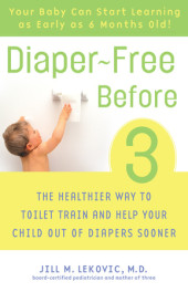 Diaper-Free Before 3 Cover