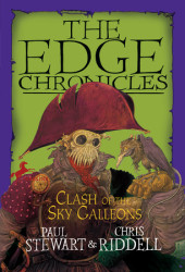 Edge Chronicles: Clash of the Sky Galleons Cover