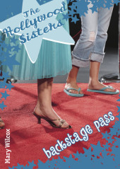 The Hollywood Sisters: Backstage Pass Cover
