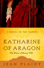 Katharine of Aragon Cover