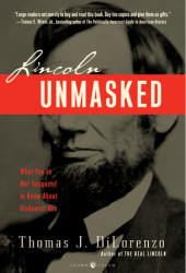 Lincoln Unmasked Cover