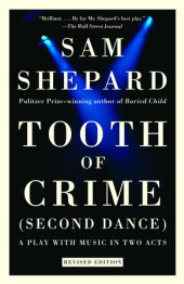 Tooth of Crime Cover