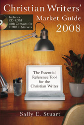 Christian Writers' Market Guide 2008 Cover