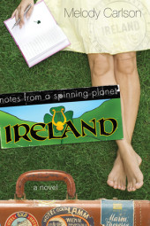 Notes from a Spinning Planet--Ireland Cover