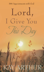 Lord, I Give You This Day Cover