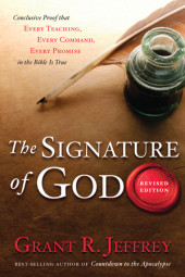 The Signature of God, Revised Edition Cover