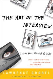 The Art of the Interview Cover