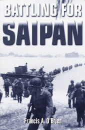 Battling for Saipan Cover