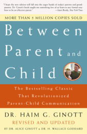 Between Parent and Child Cover