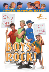 Boys Rock! Cover