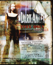 Dark Angel: The Eyes Only Dossier Cover