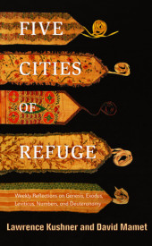 Five Cities of Refuge Cover
