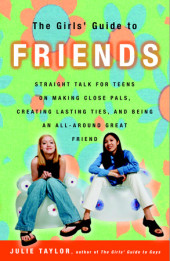The Girls' Guide to Friends Cover