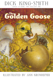 The Golden Goose Cover