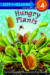 Hungry Plants Cover