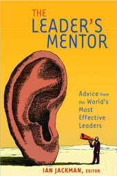 The Leader's Mentor Cover