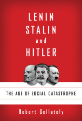 Lenin, Stalin, and Hitler Cover