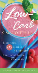 Low-Carb Smoothies Cover