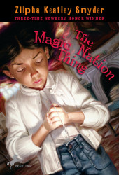 The Magic Nation Thing Cover