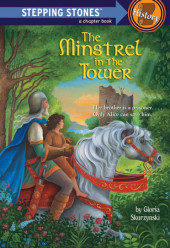 The Minstrel in the Tower Cover