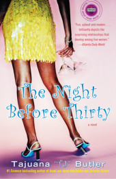 The Night Before Thirty Cover