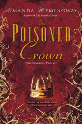The Poisoned Crown Cover