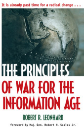 The Principles of War for the Information Age Cover