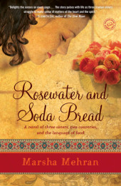 Rosewater and Soda Bread Cover