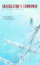 Shackleton's Stowaway Cover