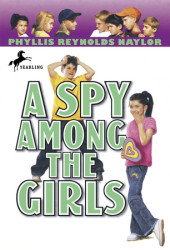 A Spy Among the Girls Cover
