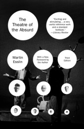 The Theatre of the Absurd Cover