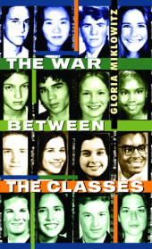 The War Between the Classes Cover