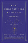 What Children Need When They Grieve