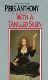 With a Tangled Skein Cover