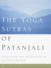 The Yoga Sutras of Patanjali Cover