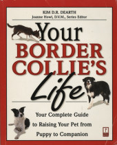 Your Border Collie's Life Cover