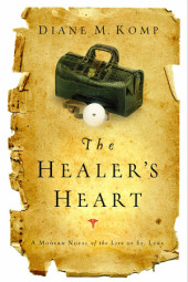 The Healer's Heart Cover