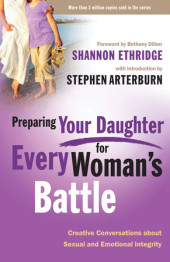 Preparing Your Daughter for Every Woman's Battle Cover
