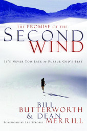 The Promise of the Second Wind Cover