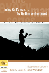 Being God's Man by Finding Contentment Cover