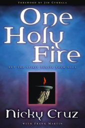 One Holy Fire Cover